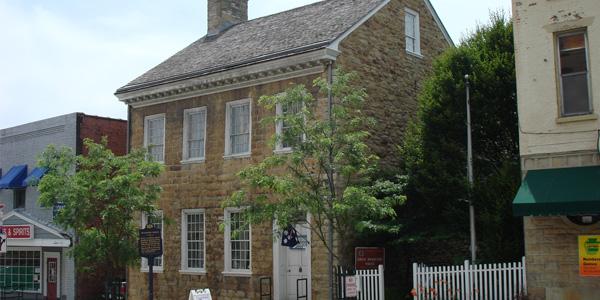 The David Bradford House